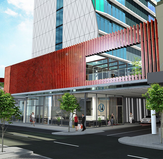 New Art Series Hotel for Perth