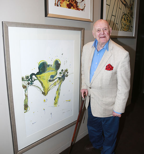 John Olsen's 90th Birthday