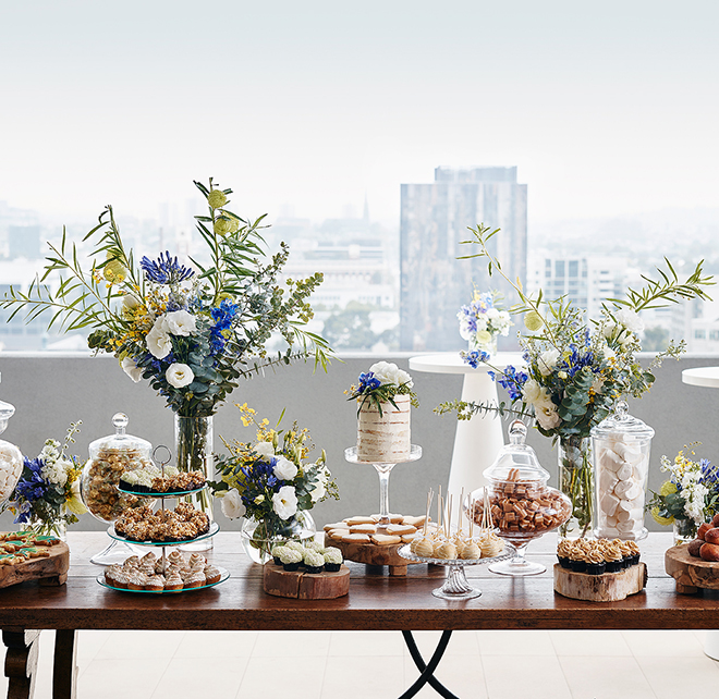 Create an inspired wedding at The Olsen